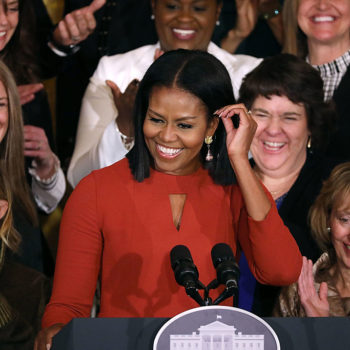 Michelle Obama just posted her first post-FLOTUS tweet, and we're so glad she checked in