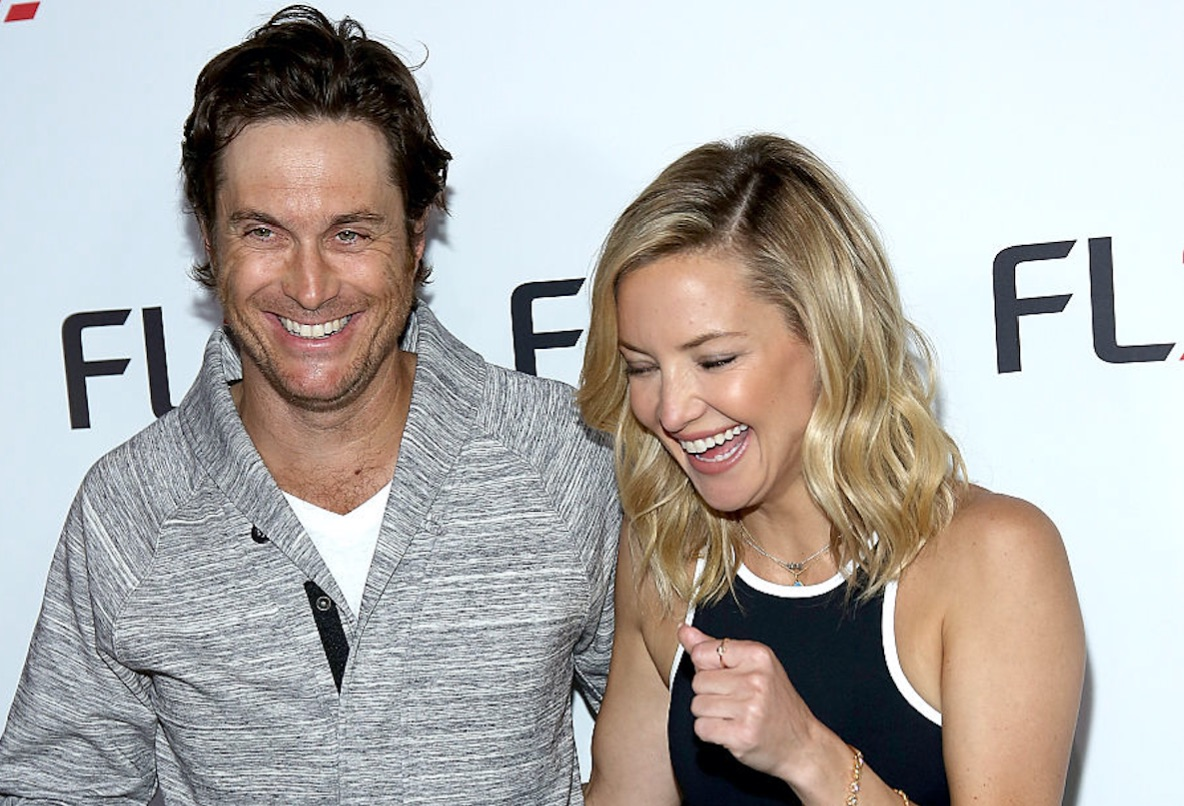 We can't stop laughing at Oliver Hudson's response to tabloid stories about his sister, Kate Hudson