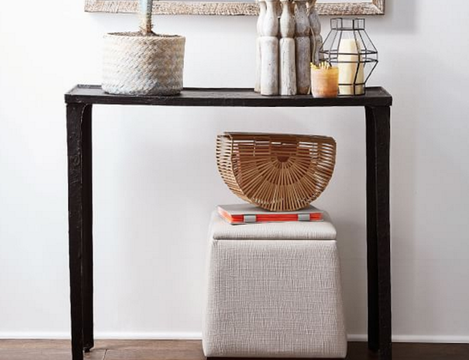 small can still be fancy with the new pottery barn