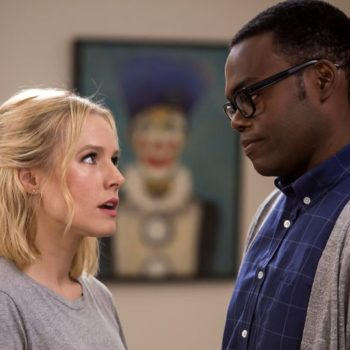 "The finale of ""The Good Place"" completely blew our minds and we can't forking believe that ending"