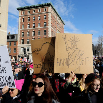 23 tweets about the Women's March that prove females are strong as hell