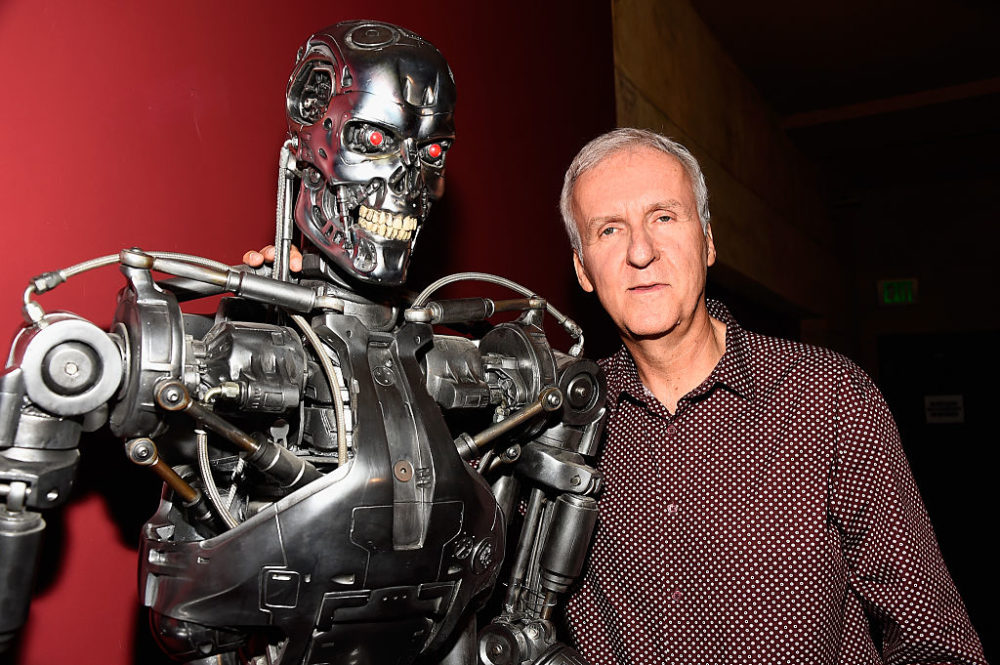 """James Cameron is in talks with the """"Deadpool"""" director to once again reboot the """"Terminator"""" franchise"""