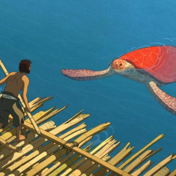 Studio Ghibli's new movie stars a giant sea turtle and we can't wait for it to swim closer