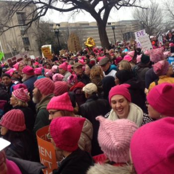 The Women's March on Washington turned my helplessness into hopefulness