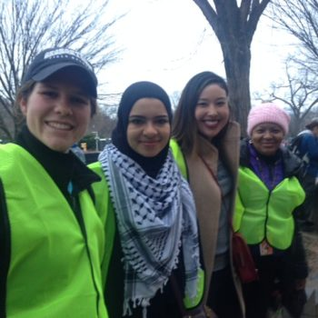 9 amazing acts of kindness we witnessed during the Women's March in D.C.