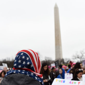 We asked protesters at the Women's March in DC why they were there, and their answers are amazing