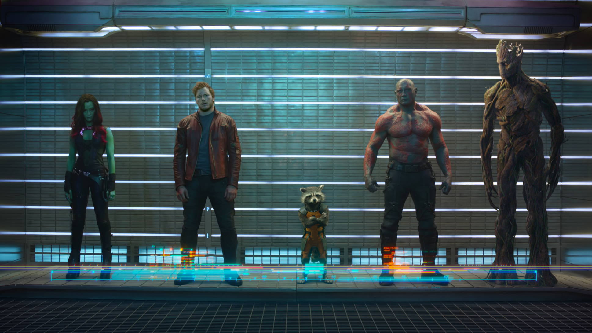 "We've got new details about the ""Guardians of the Galaxy"" ride at Disneyland, and apparently it's full of secrets"