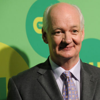 """Whose Line is it Anyway?"" star Colin Mochrie helped his trans daughter choose her name, and we have happy tears"