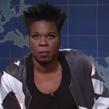 "Leslie Jones pitched a new version of Black History Month on ""SNL,"" and it needs to be in schools now"