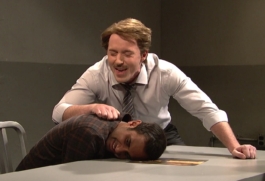 """SNL just completely lost their marbles over """"La La Land"""" and Beck Bennett could barely get through it"""