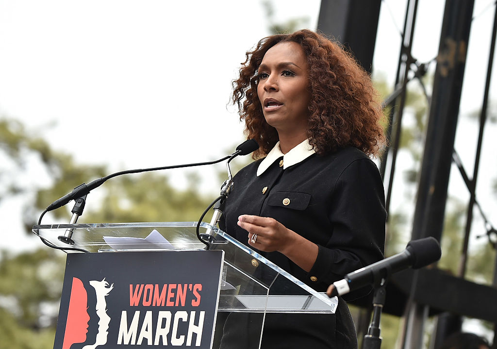 Janet Mock's speech at the Women's March is the most empowering and uplifting thing we've ever read
