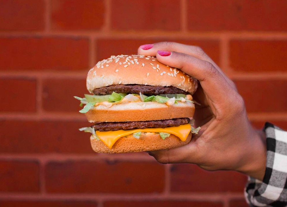 Hungry? McDonald's has two new types of Big Macs that will make your mouth water