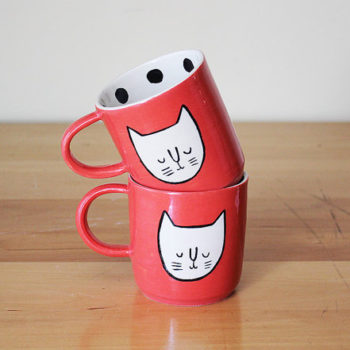 These quirky and calming ceramics look like they're smiling and we'll take a dozen