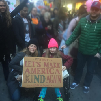 Blake Lively revealed why she joined the Women's March, and we're honestly so inspired