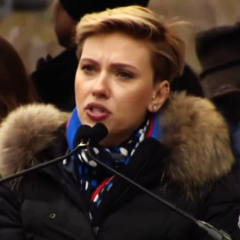 Scarlett Johansson summed up why Planned Parenthood is so important in a wonderful speech at the Women's March