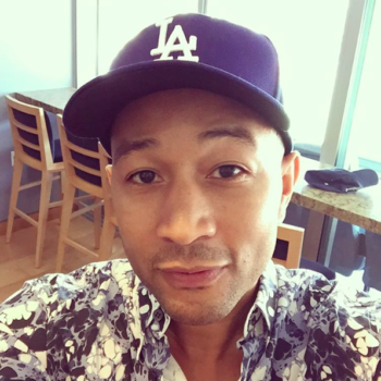 John Legend officially spoke up about the incident with the racist paparazzo, and so much yes