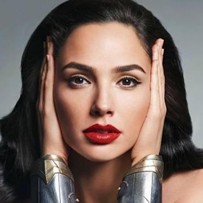 "There's going to be a ""Wonder Woman"" makeup collection, and us ordinary mortals couldn't be more stoked"