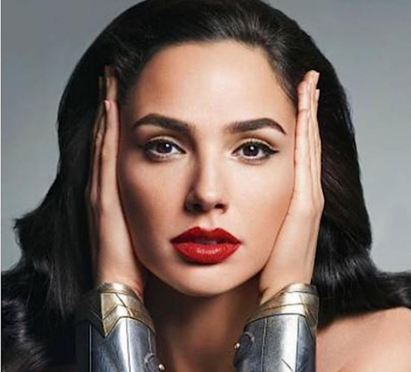 "There's going to be a ""Wonder Woman"" makeup collection, and we ordinary mortals couldn't be more stoked"