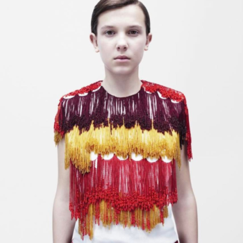Millie Bobby Brown tapped as model for Calvin Klein's new line
