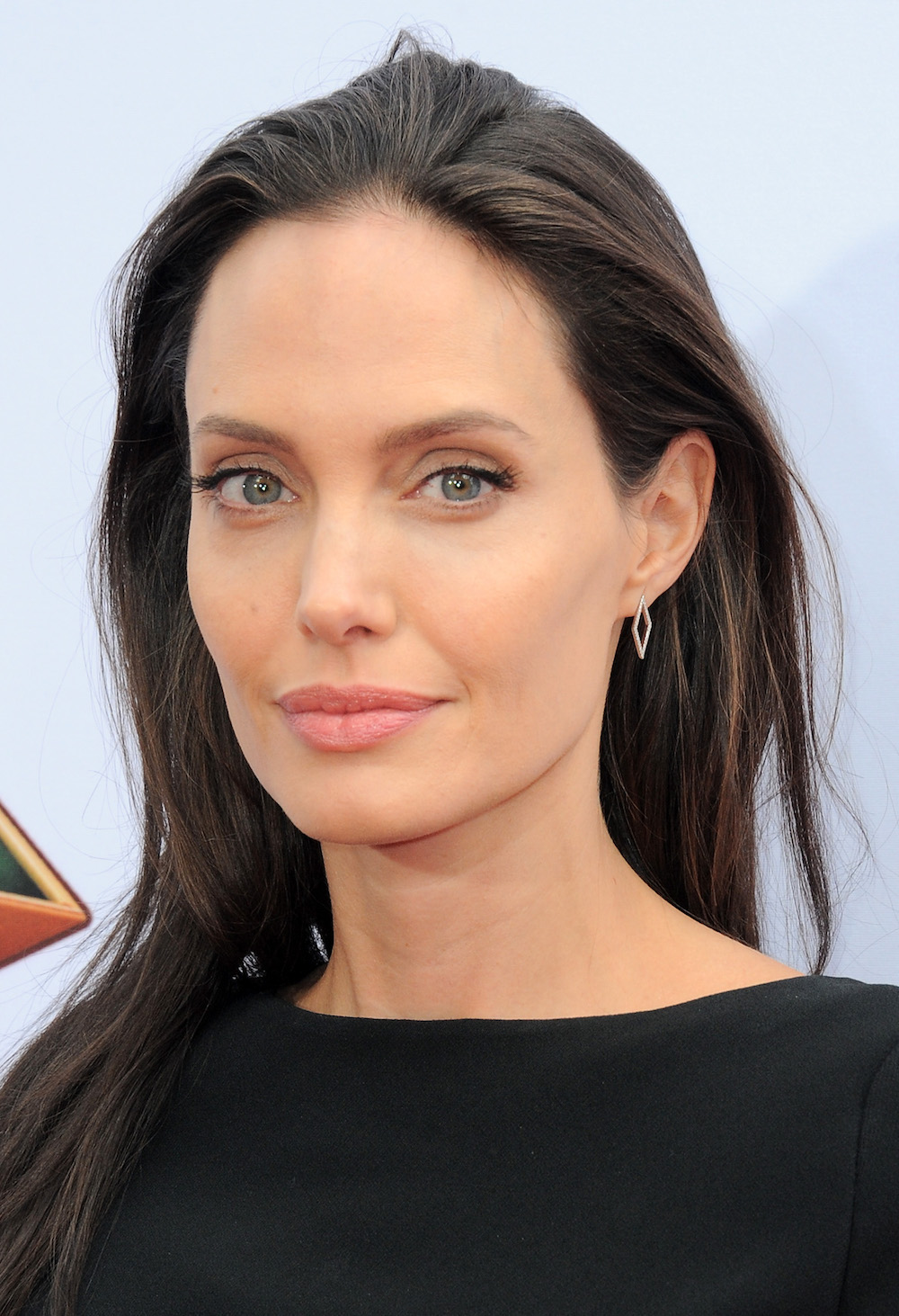 Angelina Jolie is the new face of Guerlain's fragrance for women, and she's donating her salary to charity