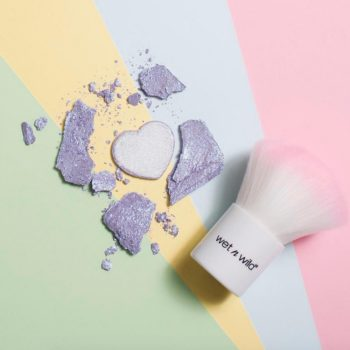 Wet 'n' Wild Beauty shared a sneak peek of their new purple MegaGlo highlighter, and it's bewitching