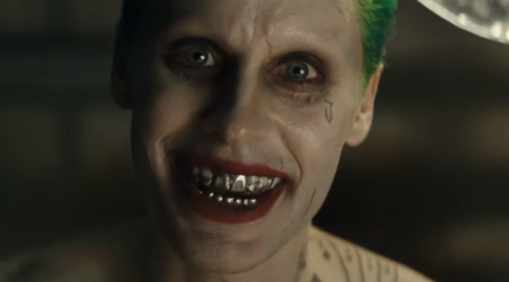 "Like all of us, the director of ""Suicide Squad"" *also* wishes Joker had been in the movie a lot more"