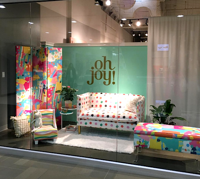 Oh Joy! is releasing a whimsical furniture line, and you'll be able to shop the collection at Target