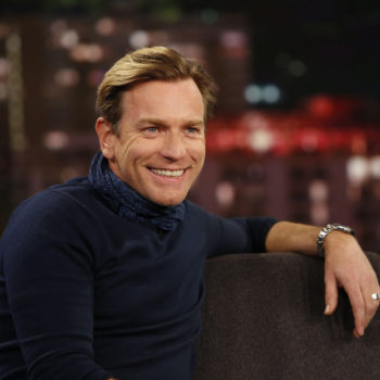 Ewan McGregor canceled his Piers Morgan talk show appearance to stand up for women