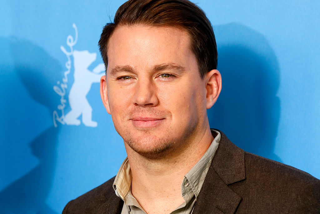 Channing Tatum is teaching himself to play piano, and yes, we're swooning