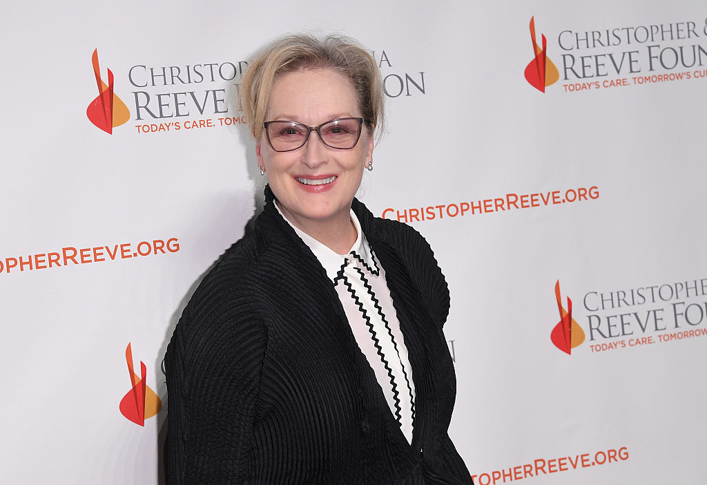 Meryl Streep once again broke her own Oscar record with her 20th nomination like it was NBD