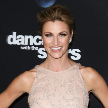 Erin Andrews has been quietly fighting cervical cancer like a total badass, and it's truly inspiring