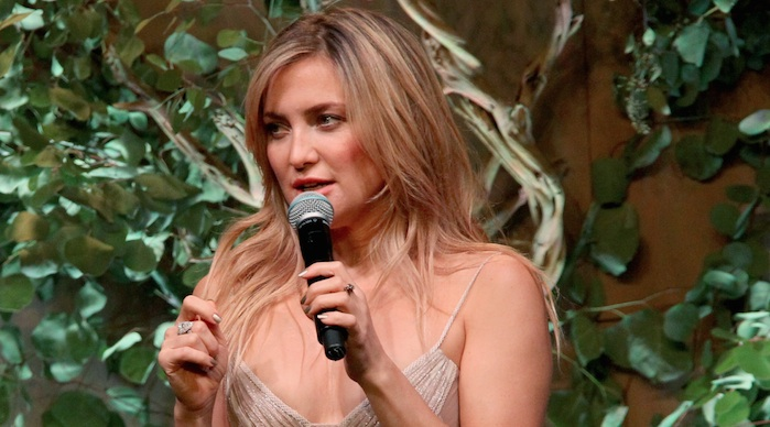 Kate Hudson is on a soup cleanse, and here's what that actually means