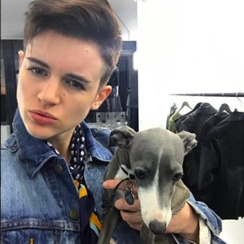 """""""ANTM"""" contestant Kyle McCoy opened up about queer equality and the annoying criticism she gets all the time"""