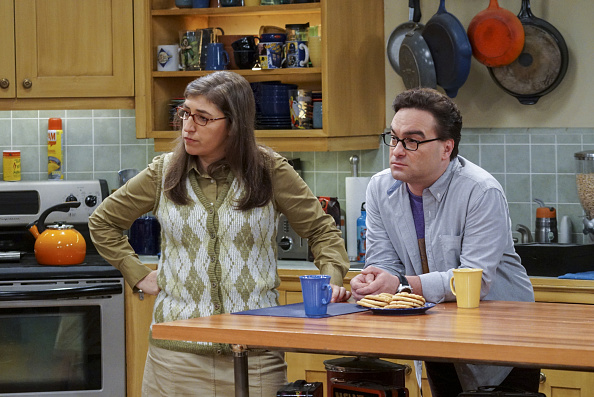 "There's something in ""The Big Bang Theory"" we never noticed this ENTIRE time"