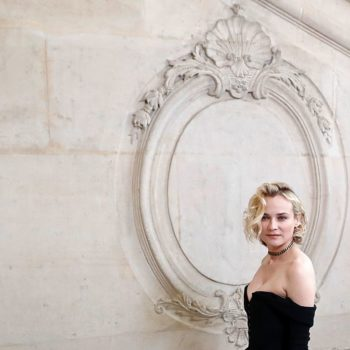 Diane Kruger's Dior gown is the 2017 dress trend everyone will be wearing