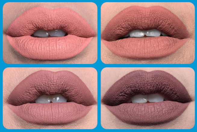 Kat Von D released six new nude liquid lipsticks that her fans are going crazy for