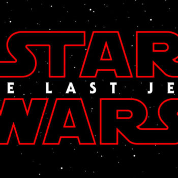 "The first picture of ""Star Wars: The Last Jedi"" is here!!"