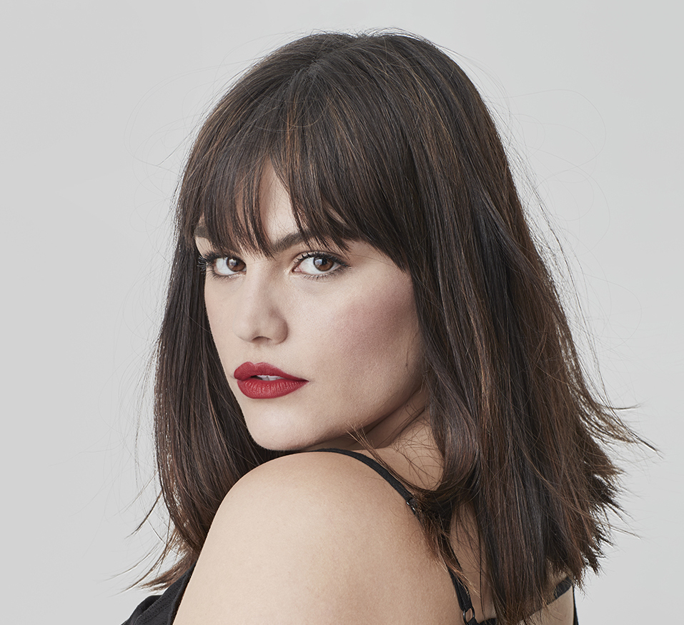 Model Maria Gimena talks to us about her empowering role as the new face of Torrid