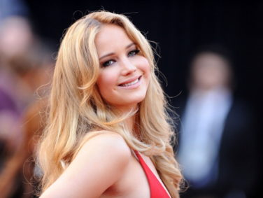 Just reminiscing on Jennifer Lawrence's red hot Oscar debut in 2011