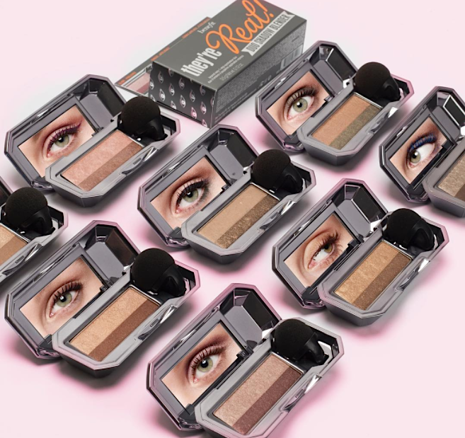 Benefit Cosmetics added more shades to their duo eyeshadow blenders, and you can shop them early right NOW