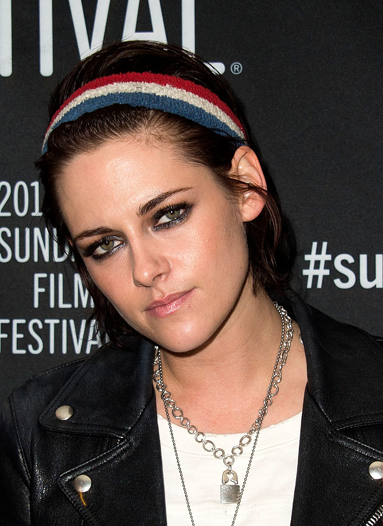 Kristen Stewart's new short film has her feeling inspired to make feature-length movies