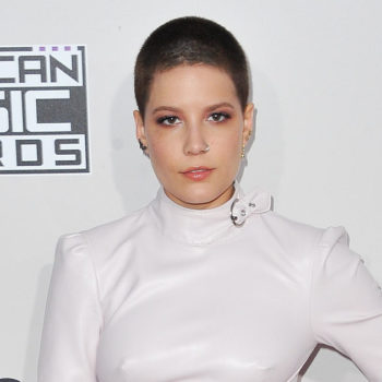 Halsey just donated a HECK of a load of money to Planned Parenthood