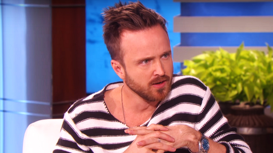 Aaron Paul hinted that he *might* be back on screen as Jesse Pinkman in the future
