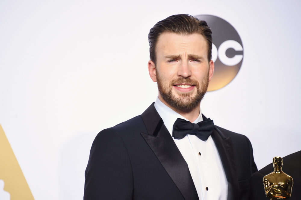 Here's why Chris Evans and more celebs are officially following an onion on Twitter