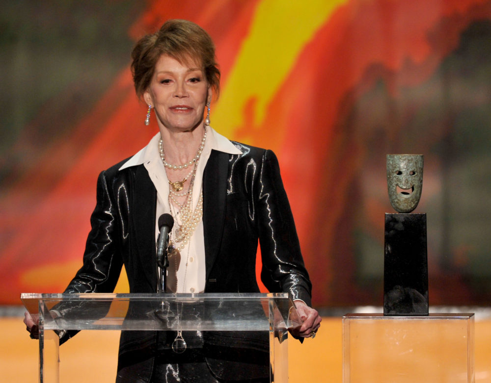 Mary Tyler Moore has died at 80, and her family and friends are in our thoughts