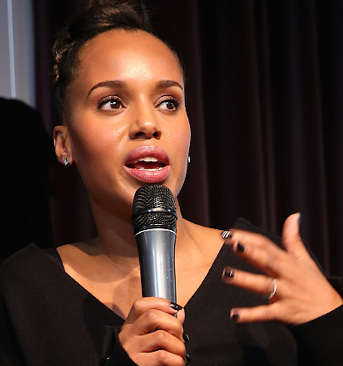 Kerry Washington said the most inspiring things about women supporting each other at Sundance, and we should all follow her advice