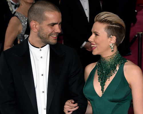 Scarlett Johansson and Romain Dauriac quietly broke up after two years of marriage