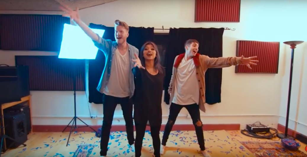 "Pentatonix's gender bending covers of your fave ""La La Land"" songs are so perfect"