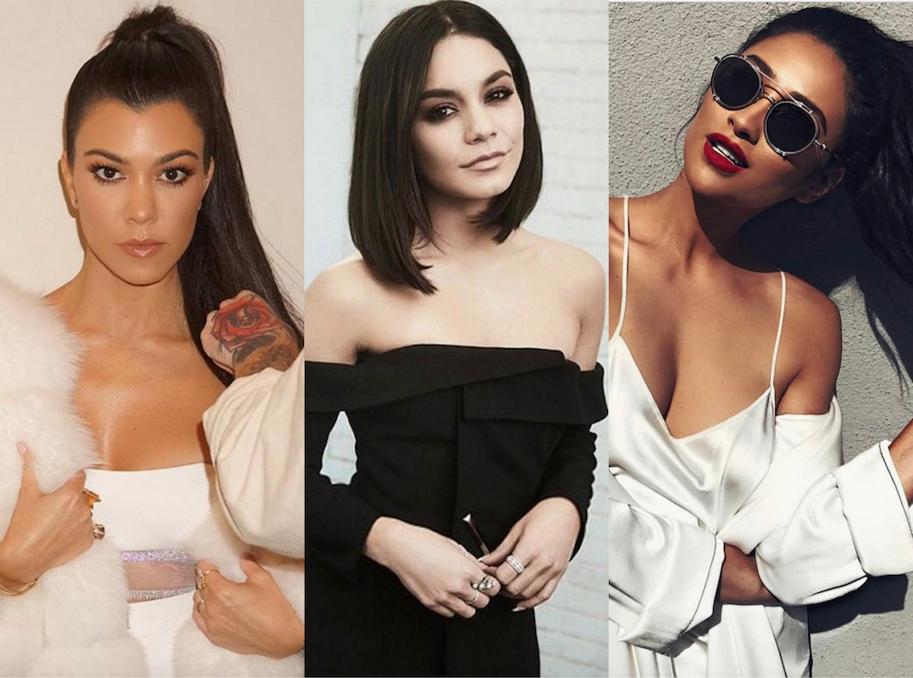 If you're medium skin-toned, here are 13 celebs to look to for instant beauty inspiration