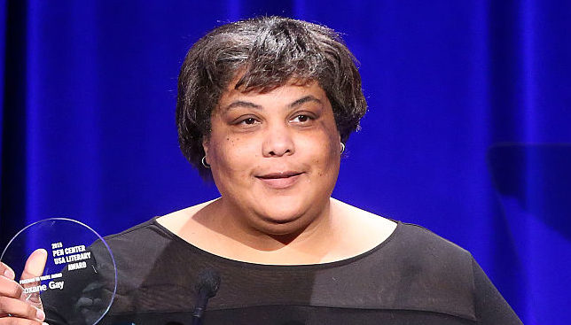 Roxane Gay just pulled her book from Simon & Schuster — here's why